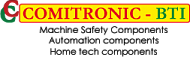 comitronic bti устройства безопасности