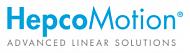hepco линейные направляющие и устройства позиционирования